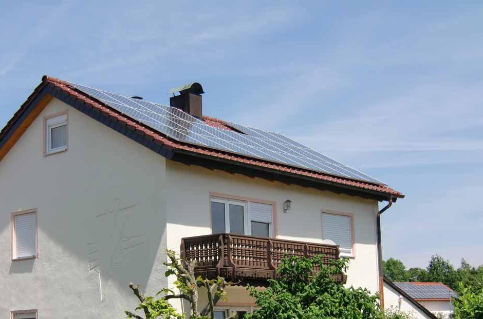 Solaranlagen 8KW