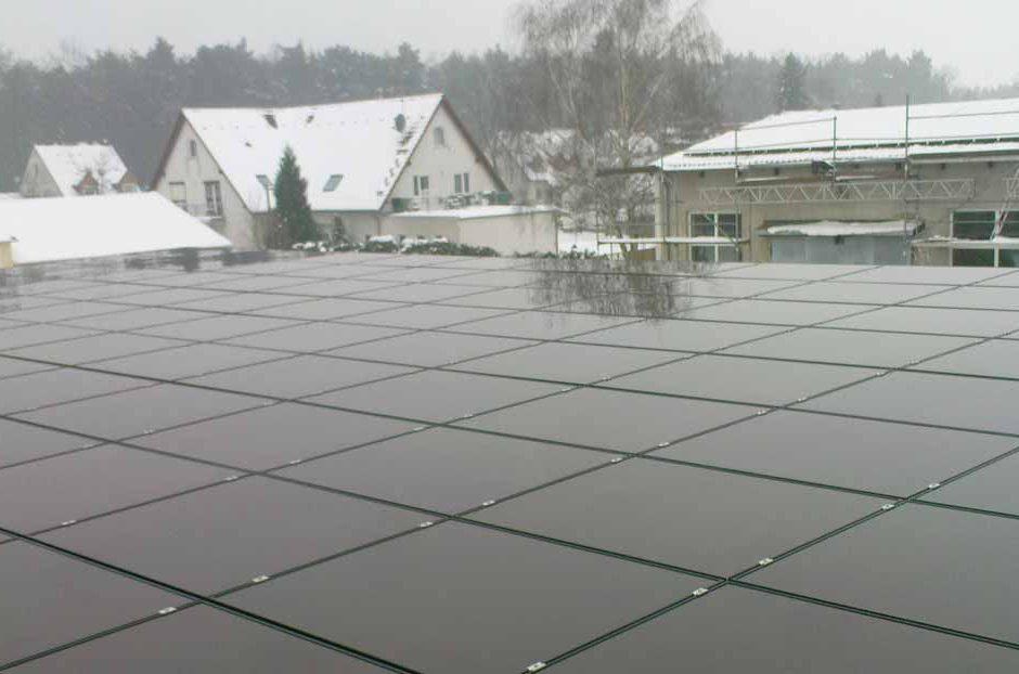 Solaranlagen 900KW